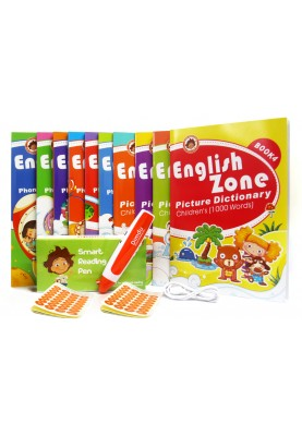 Dimdu English Zone Audio Books
